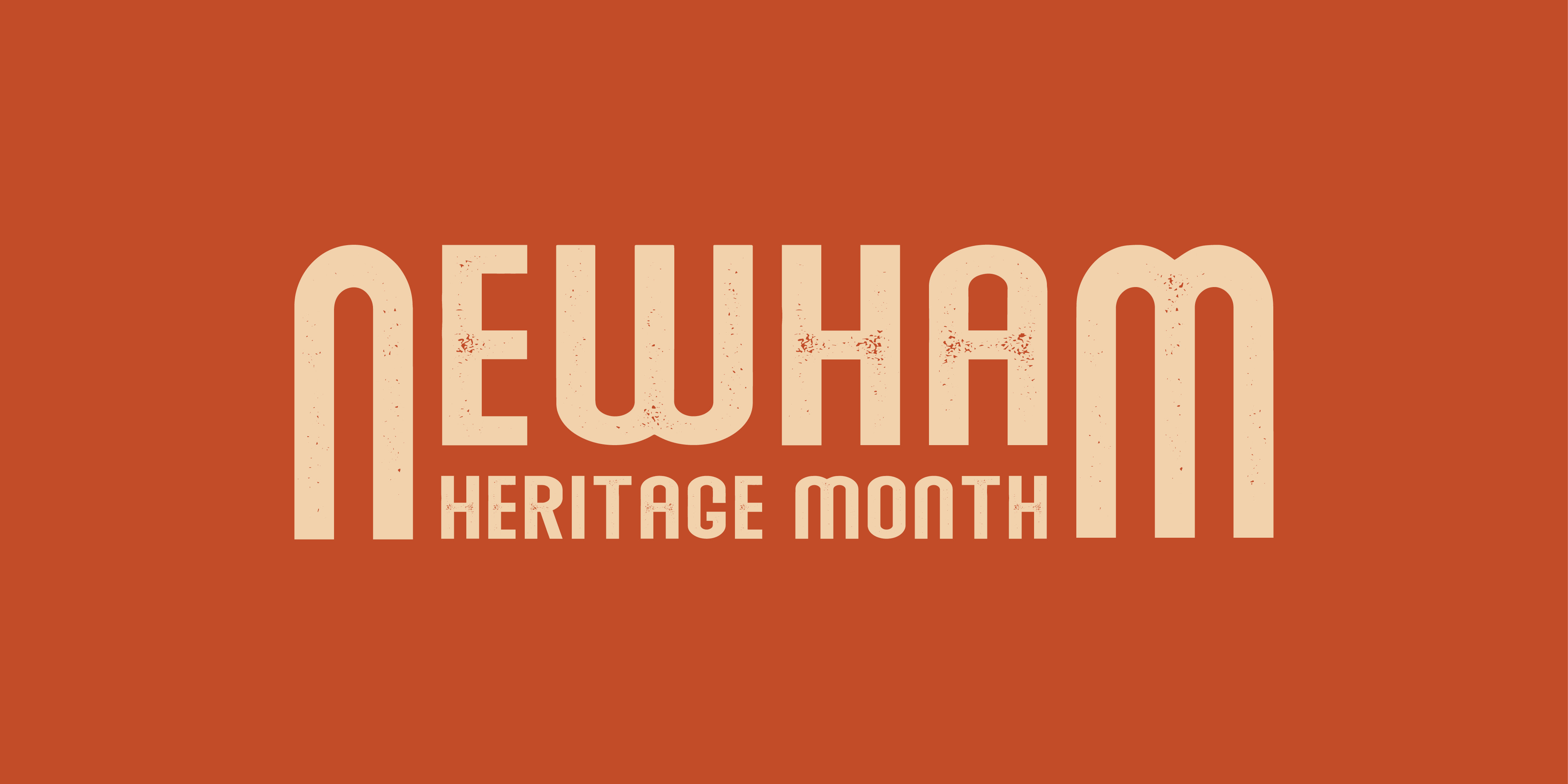 Newham Heritage Month 2021