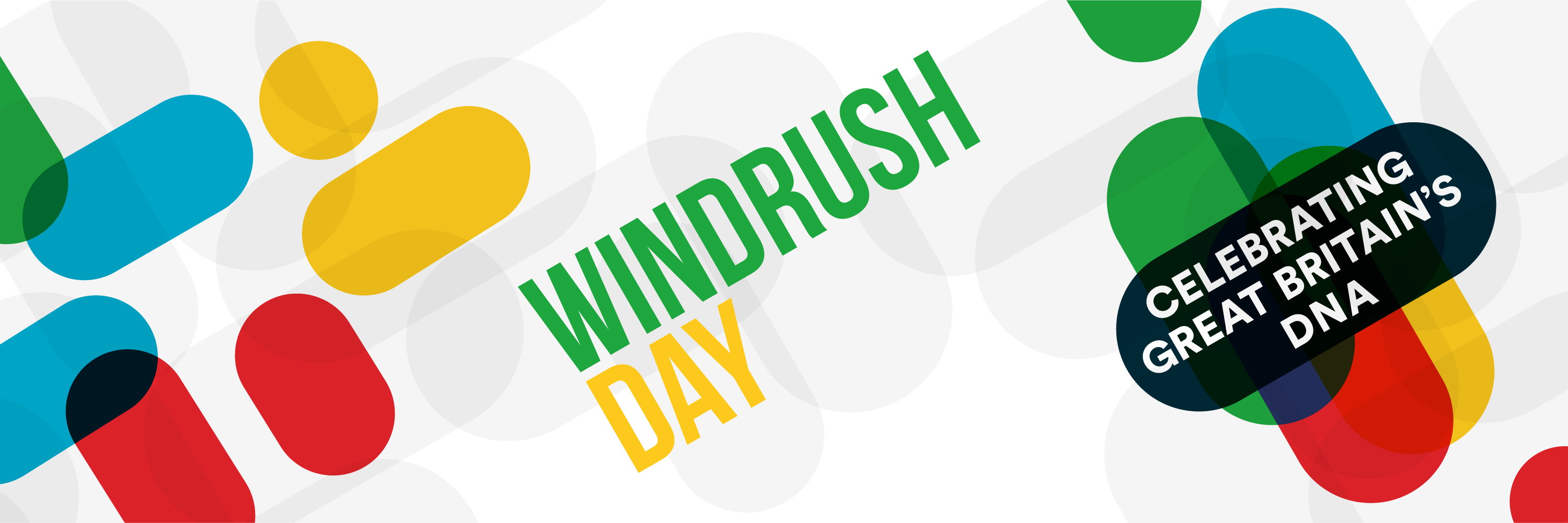 Windrush Day 2020 logo